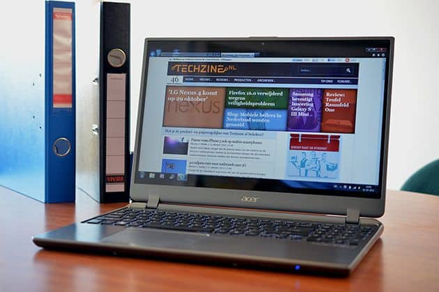 Review: Acer Aspire TimelineUltra M5 (581TG-53316G12Mass)