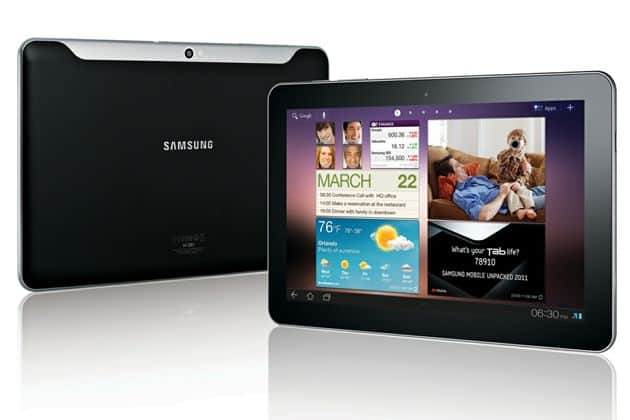 Samsung lanceert Android 4.0-update Galaxy Tabs