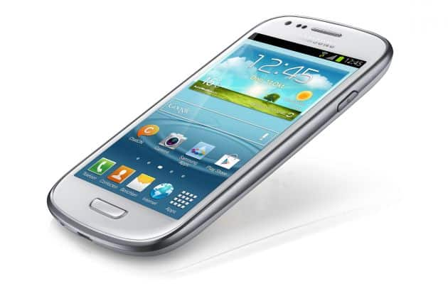 Samsung presenteert Galaxy S III mini officieel